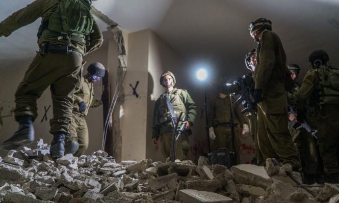 9920 حالة اعتقال بحق الفلسطينيين منذ بداية الهبة