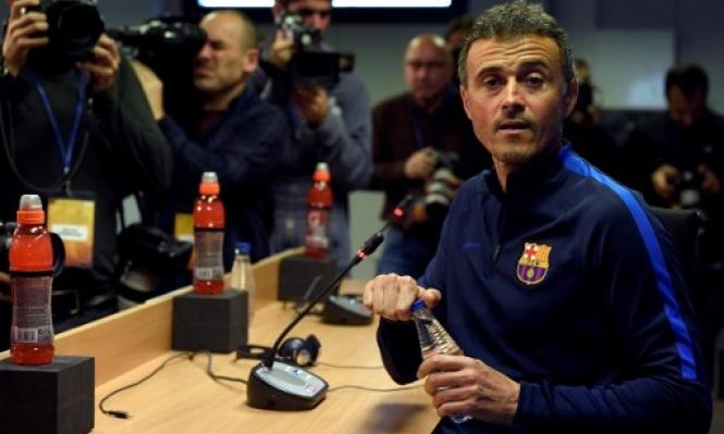 إنريكي يضع خطة لتأمين مستقبل برشلونة!
