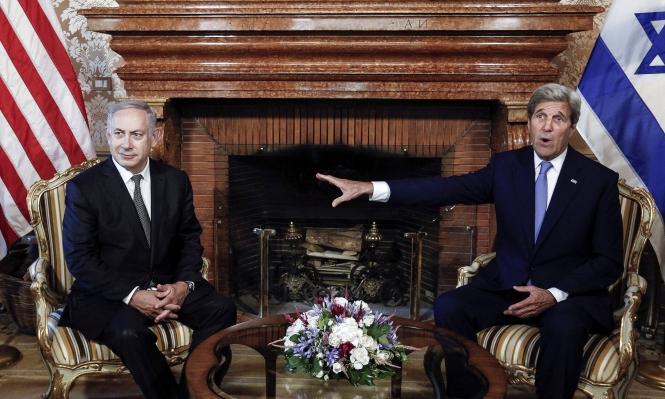 خطاب كيري وموت حل الدولتين