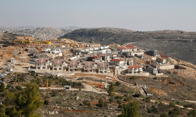 إسرائيل ضمت 6 آلاف دونم للمستوطنات