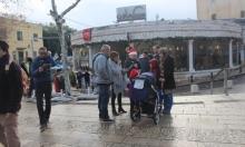 الناصرة: آمال لعام خالٍ من العنف داخليًا وخارجيًا