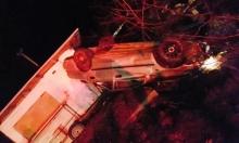 الجولان: مصرع شاب من عين قينيا في حادث طرق