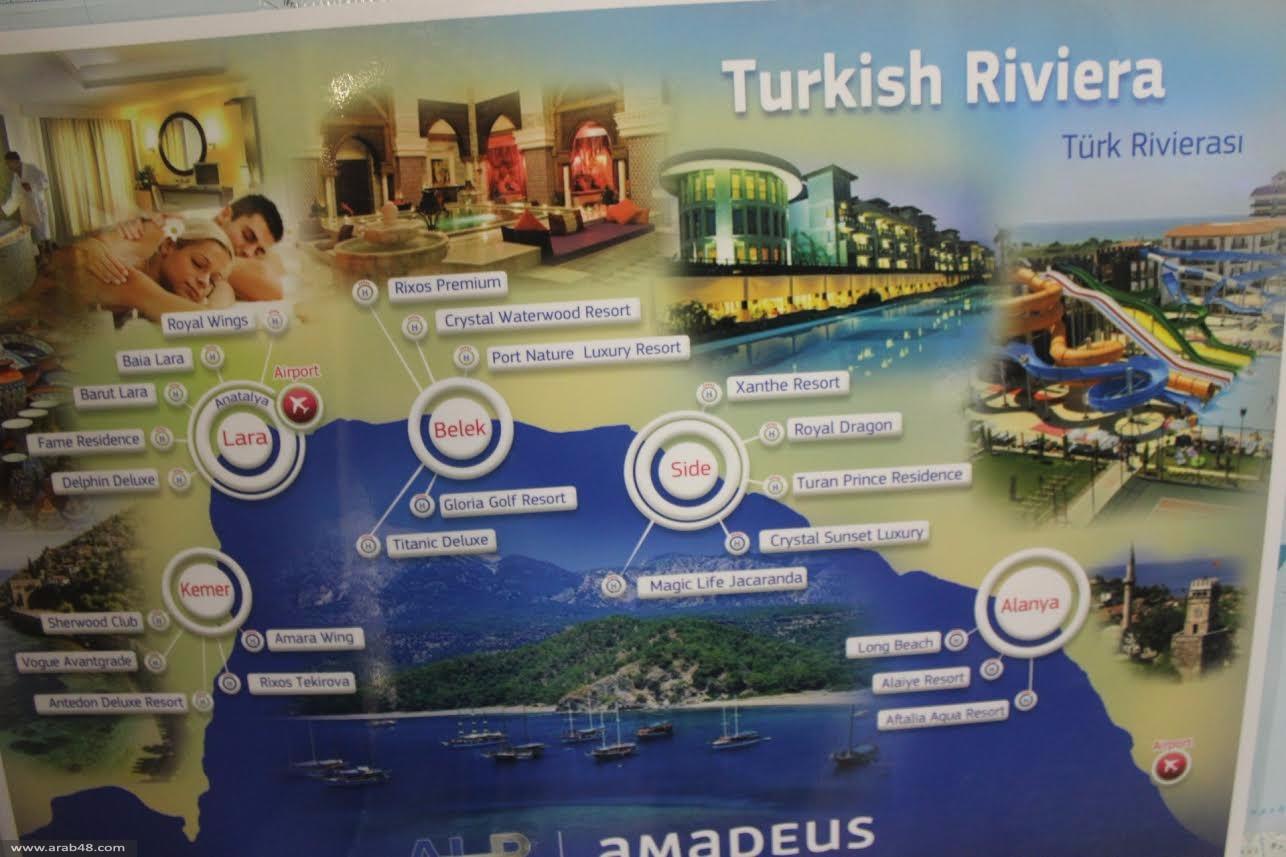 وكلاء سفر: الذهاب إلى تركيا على عاتق المسافرين