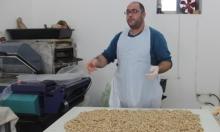 السمسمية... حلوى شعبية مطلوبة في الناصرة