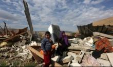 الاحتلال يهدم 10 منشآت للفلسطينيين بالأغوار
