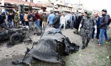 عشرات القتلى والجرحى بانفجار سيارة ببغداد