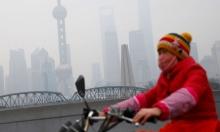 إغلاق الطرق السريعة في الصين بسبب التلوث