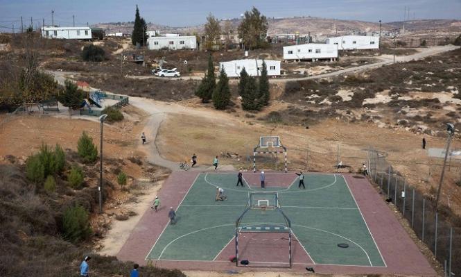 """أمر عسكري بنقل """"عمونا"""" إلى أراض فلسطينية"""