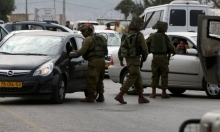 إصابة فلسطينيين وشرطيين في حادث تعتبره الشرطة مثيرا للشبهات