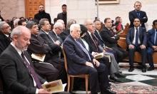 """عباس لـ""""ميرتس"""": ترامب لن ينقل السفارة إلى القدس"""