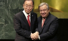 غوتيريس يتولى رسميا مهام منصبه أمينا عاما للأمم المتحدة