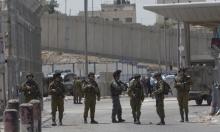 قوات الاحتلال تطلق النار على سيارة مسؤول فلسطيني
