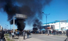 احتجاجات شعبية تجتاح الجزائر بسبب غلاء المعيشة
