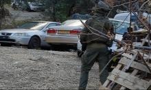حيفا: اقتحامات وتفتيش مكثف بحثا عن مطلق النار