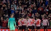 أتلتيك بيلباو يفاجئ برشلونة بتسعة لاعبين