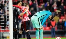 بيكيه يكشف سبب هزيمة برشلونة