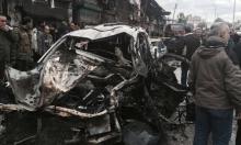 أعزاز السورية: مقتل 48 شخصًا بانفجار مفخخة