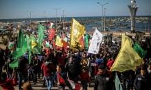 صلاة الغائب على صياد أغرق الاحتلال قاربه في بحر غزة