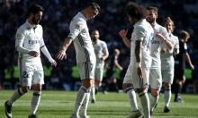 ريال مدريد يسحق غرناطة بخماسية نظيفة
