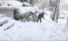اسطنبول بيضاء... وإلغاء مئات الرحلات بسبب العاصفة الثلجية