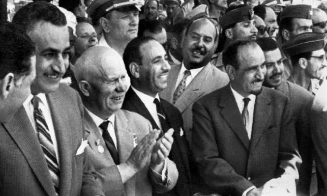 في مثل هذا اليوم: ناصر يضع حجر أساس السد العالي