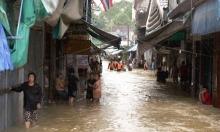 وفاة 19 شخصا جراء الفيضانات جنوبي تايلاند