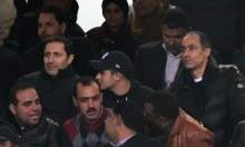 نجلا مبارك بمباراة مصر وتونس... كان في مرة ثورة!