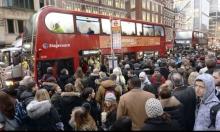 الفوضى تعم لندن بعد إضراب عاملي شبكة المترو