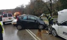 إصابتان في حادث طرق قرب بسمة طبعون