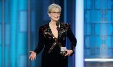 "ميريل ستريب توبخ ترامب بعد استلامها جائزة ""جولدن جلوب"""