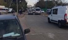 اللد: إطلاق نار على حافلة طلاب أمام مدرسة ثانوية