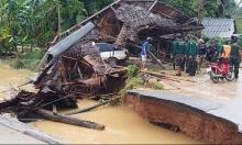 تايلاند: الفيضانات تودي بحياة 30 شخصا