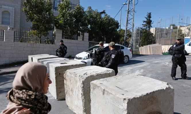 اقتحام جبل المكبر والاحتلال يعتقل 24 شخصا بالضفة والقدس