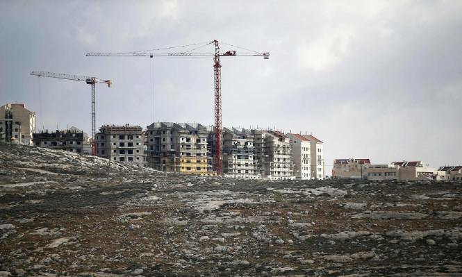 """""""مؤشر السلام"""": غالبية الإسرائيليين يعارضون وقف الاستيطان"""