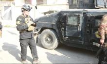 جنود أميركيون بزي الجيش العراقي في الموصل