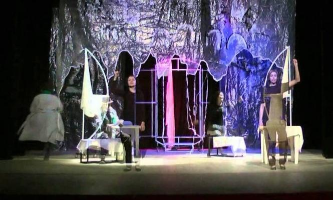 """""""حيزية"""" تفتتح مهرجان المسرح العربي في وهران"""