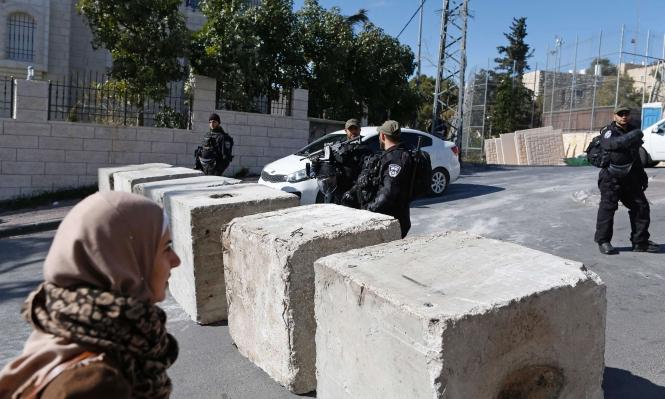 القدس المحتلة: البلدية تهدم 8 مبان بجبل المكبر