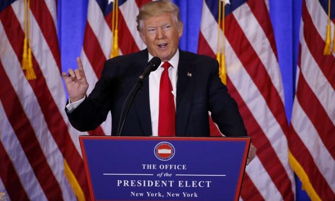 """ترامب يندد بمعلومات وصفها بـ""""الزائفة"""" عن ارتباطه بموسكو"""