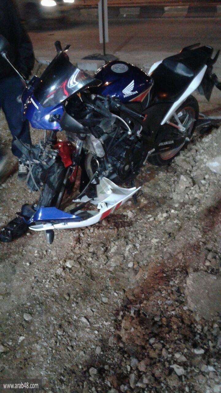 إصابة خطيرة لفتاة جراء حادث ذاتي في سخنين