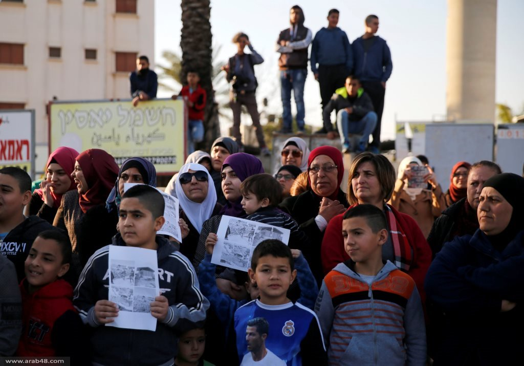 الأرض والمسكن...صدام حتمي مع إسرائيل