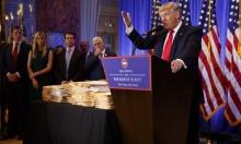 ترامب يهاجم الصحافيين في مؤتمره الصحفي في نيويورك!