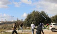 إصابات خلال قمع مسيرة بلعين