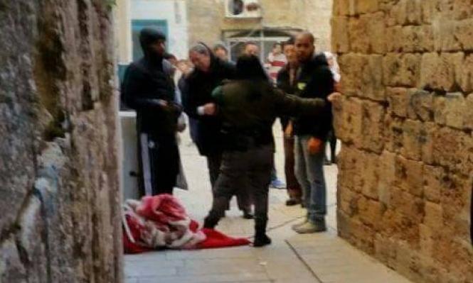 عكا: وفاة ميسم غنامة إثر سقوطها عن علو