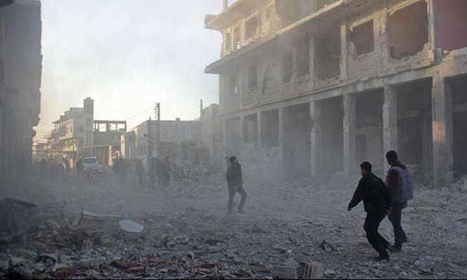 سورية: مقتل 8 مدنيين في غارات على ريف إدلب