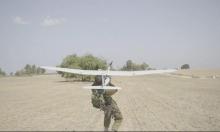 سقوط طائرة إسرائيلية بدون طيار في لبنان