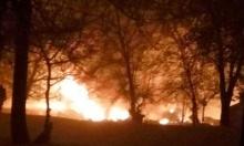 قرغيستان: 32  قتيلا بتحطم طائرة تركية فوق مساكن