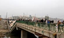 القوات العراقية تتقدم بالموصل وتتأهب لموجة نزوح