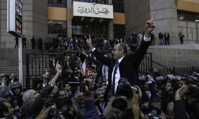 """حيثيات """"مصرية"""" تيران وصنافير: الحكومة تنازلت عن أرض مصرية"""