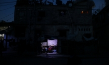 """غزة تغرق بالظلام و""""حماس"""" و""""الوفاق"""" يتبادلان التهم"""