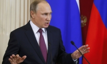 بوتين يسخر من الاتهام بالتجسس على ترامب لابتزازه